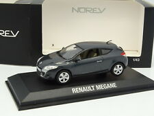 Norev 1/43 - Renault Megane Coupe Grise