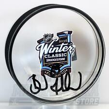 Brad Marchand Boston Bruins Signed Autographed 2016 Winter Classic Acrylic Puck