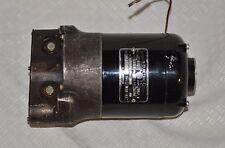 VINTAGE BODINE ELECTRIC COMPANY AC MOTOR NSI-13 115V 2800-3350 RPM 1/40 HP