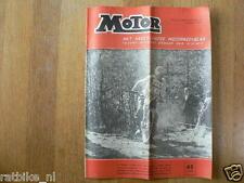 MO6618-MONTESA SCORPION,IMPALA,LYSTER 350,BMW THOMPSON