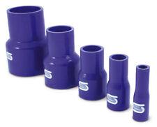 Silicone hose 32mm to 25mm straight reducer blue siliconhoses.com