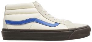 Vans OG SK8-Mid LX Suede/Canvas Men's Size 12 Shoes White Asparagus VN0A3ZCDUNA