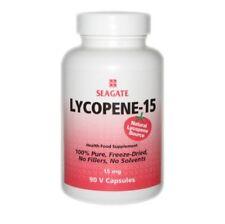 Lycopene 15 mg Seagate Vitamins 90 VCaps