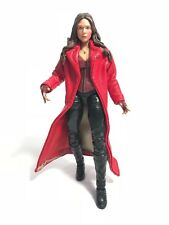 SU-JKSW-R: 1/12 Red Wired Jacket for Marvel Legends Scarlet Witch (No figure)