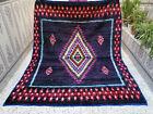 Azilal Moroccan Vintage Handmade Area rug Beni Ourain Berber Tribal Carpet