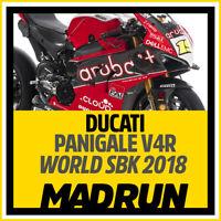 Kit Adesivi Ducati Panigale V4R SBK 2019 - MRR087 - High Quality Decals