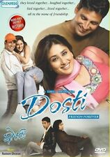 Dosti : Friends Forever - Akshay Kumar Kareena Kapoor - Hindi Movie DVD Subtitle