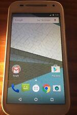 Motorola MOTO E (2nd Gen.) - 8GB - Ting - Clean ESN! Great Shape! XT1526