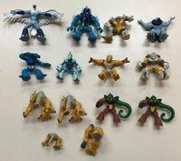 Giochi Preziosi Gormiti Mini Figure Monster Toy Lot Of 14 Pre Owned Earth Bin F