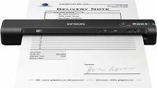 Epson WorkForce ES-60W Dokumentenscanner (DIN A4, 600dpi, USB 2.0)