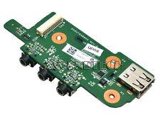 HP HDX16 PREMIUM GENUINE AUDIO JACK USB PORT IR BOARD DA0UT6AB8D0 32UT6AB0000 US