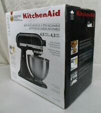 New Kitchenaid Classic K45Ssob 4.5Qt 10 Speed Tilt Head Mixer Blender 275 Watt S