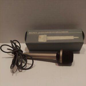 Sony Electret Condenser Microphone Ecm-18n