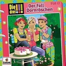 Die Drei - 061/Der Fall Dornroschen [New CD] Germany - Import