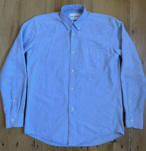 Our Legacy 1940s Oxford Shirt (Blue) Medium (Oi Polloi)