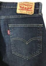 """Levi's Levis 511 Slim Fit Straight Leg Stretch Men's Blue Jeans Size: 30"""" X 32"""""""