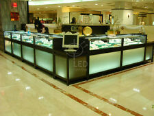 LED __Showcase LIGHTING __ Jewelry Display Show Case LED __ 32 ft KIT