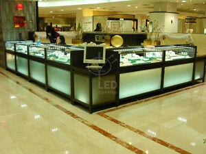 LED __Showcase LIGHTING __ Jewelry Display Show Case LED __ 32 ft KIT