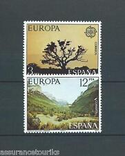 ESPAGNE EUROPA - 1977 YT 2052 à 2053 - TIMBRES SELLOS NEUFS** LUXE