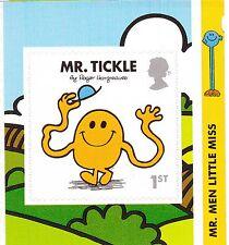 SG ? - 1st Mr Tickle SA ex Mr Men Little Miss RB - Iss 20 Oct '16 - MNH
