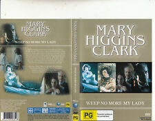 Mary Higgins Clarke-Weep No More My Lady-1992-Shelly Winters- Movie- DVD