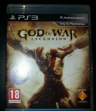GOD OF WAR ASCENSION PS3 PAL UK BCES01742 AUDIO Y SUBTÍTULOS SOLO EN INGLÉS!!!!