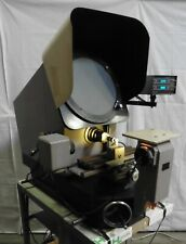 G171802 Mitutoyo Ph 350a Optical Comparator Partsrepair With Acu Rite Readout