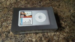 Engraved Silver Apple iPod Classic 6th Gen, 80GB, PB031LL/A (Worldwide Shipping)