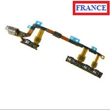 Nappe Power Volume allumage Vibreur Flex Sony Xperia Z3 Compact (mini Oem) D5803