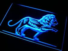 "16""x12"" n468-b Decorative Lion Bar Beer Neon Sign"