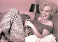 Postcard Marilyn Monroe by C&D Visionary Inc. in Sepia Tones 2001