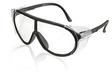 B Brand BBACS AKRON Clear Safety Eye Protection Spec/Glasses