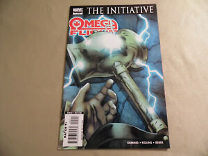 Omega Flight #5 (Marvel 2007) Free Domestic Shipping