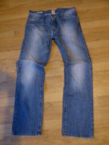 mens HUGO BOSS jeans - size 34/34 good condition
