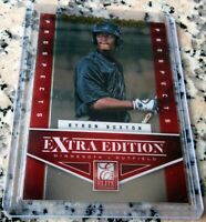 BYRON BUXTON 2012 PRIZM Elite #1 Draft Pick Rookie Card RC Minnesota Twins HOT $