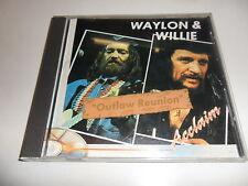 CD  Waylon & Willie - Outlaw Reunion
