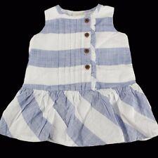 NEXT Baby Mädchen Sommer Kleid Matrose Gr.62-68 Englandmode