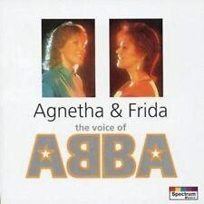 """FRIDA/AGNETHA F""""LTSKOG (SINGER/SONGWRITER) - VOICE OF ABBA NEW CD"""