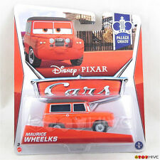 Disney Pixar Cars 2 Maurice Wheelks from the Palace Chaos collection #5 of 9