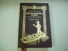 ADVENTURES OF HUCKLEBERRY FINN (TOM SAWYER'S COMPANION)COLLECTORS EDITION
