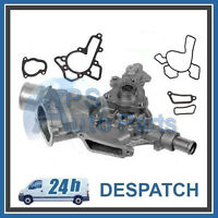 Opel Vauxhall Agila A Astra G Corsa B C 1.0 1.2 12v 16v Engine Water Pump New