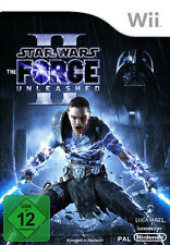 Nintendo Wii Spiel ***** Star Wars: The Force Unleashed 2 II ************NEU*NEW