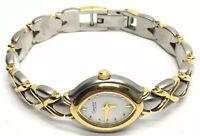 Caravelle Bulova Gold Tone Wrist Watch Ladies