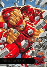 JUGGERNAUT / X-Men Fleer Ultra 1995 BASE Trading Card #26