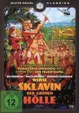 Weisse Sklavin der grünen Hölle -  DVD