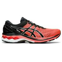 ASICS GEL KAYANO 27 TOKIO Scarpe Running Uomo SUNRISE RED BLACK 1011B077 600