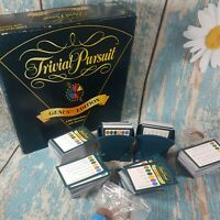 Trivial Pursuit, Master Game, Genus Edition, 1995, Hasbro Games
