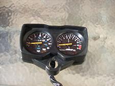 Kawasaki ar 80  ar 50 speedo clocks console speedometer gauges only 4,088 miles