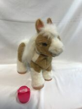 FurReal Friends Baby Butterscotch Horse Pony With Brush