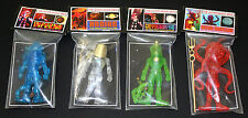 COLORFORMS OUTER SPACE MEN 2010 GALACTIC HOLIDAY COMPLETE MINT BAGGED COLLECTION